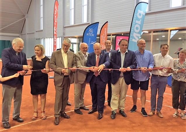 Chantier Roubaix/ Inauguration